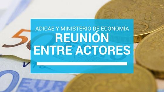 Adicae se reúne con Economía ante la nueva regulación sobre comisiones bancarias
