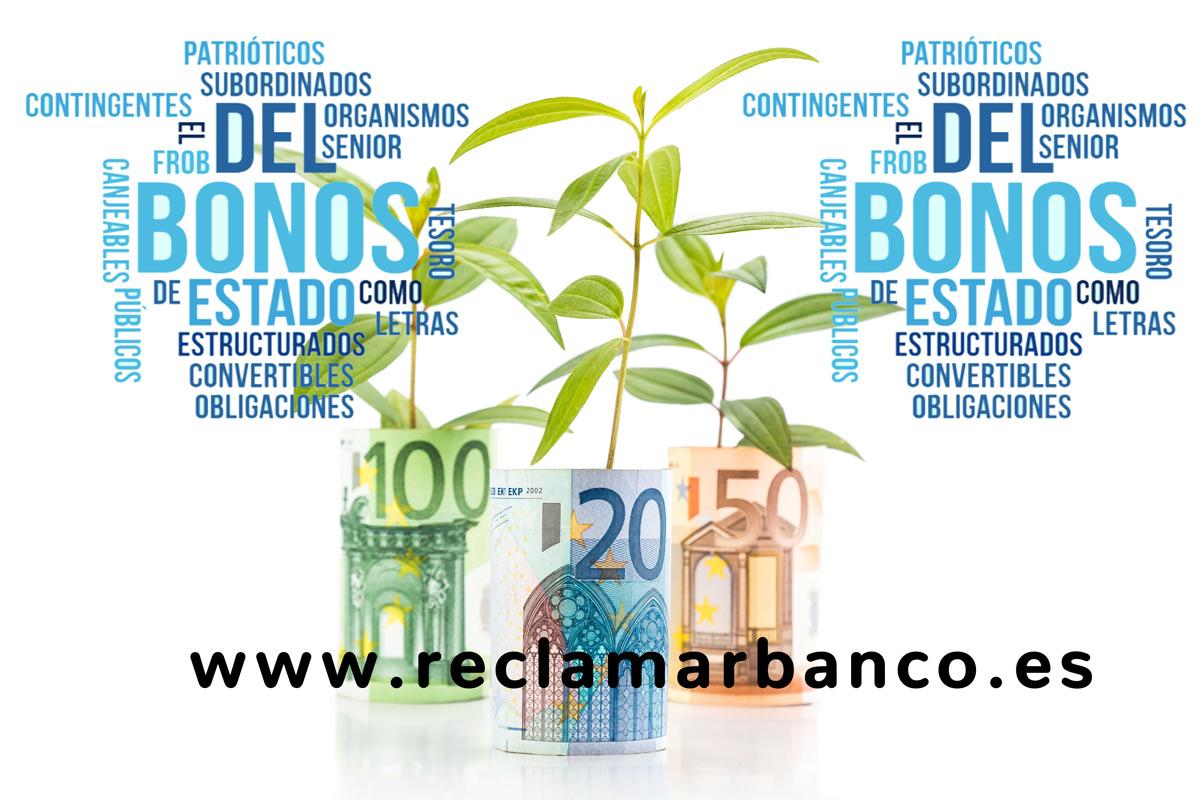 bonos reclamar banco