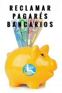 reclamar pagares bancarios